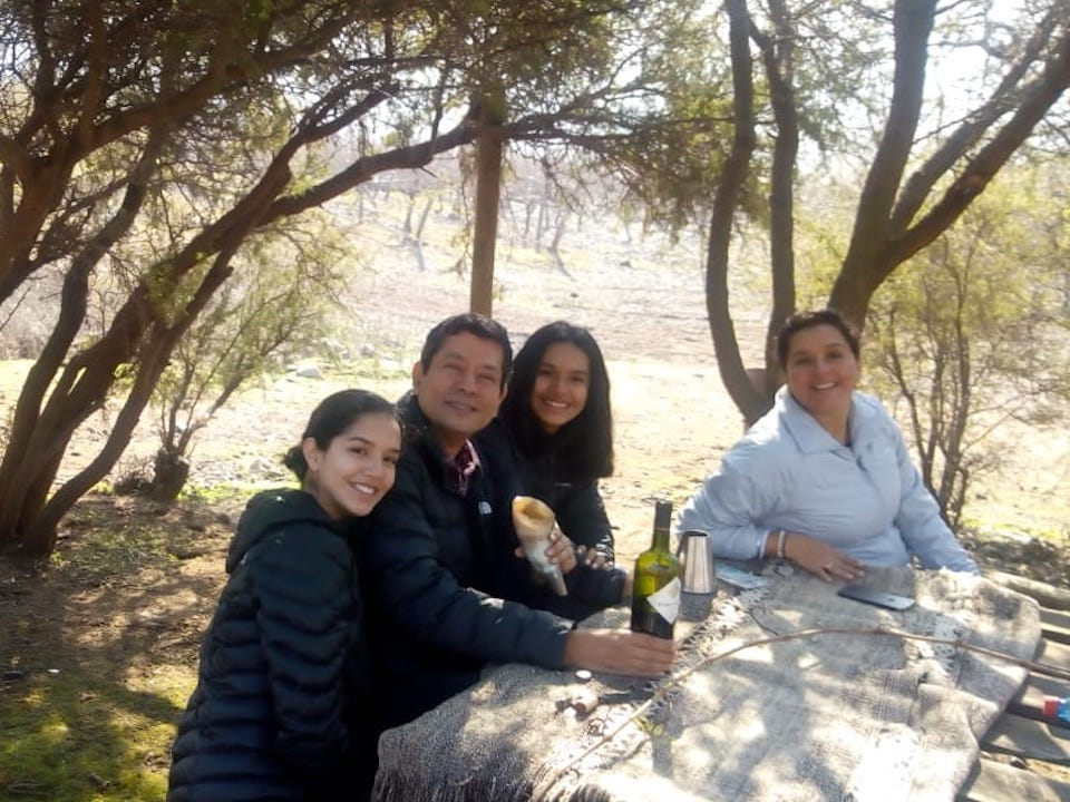 Wine tasting in Naltahua