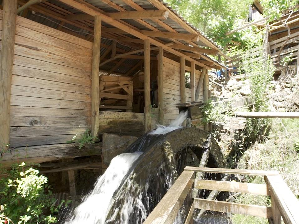 Watermill at Pañul